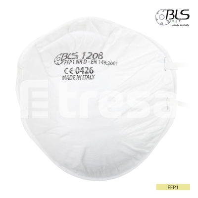 BLS 120BW, Semimasca Simpla FFP1 [0]