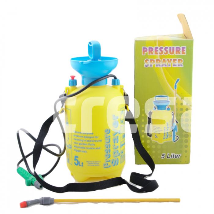 Pompa de stropit cu presiune, manuala (vermorel), capacitate 5L 0