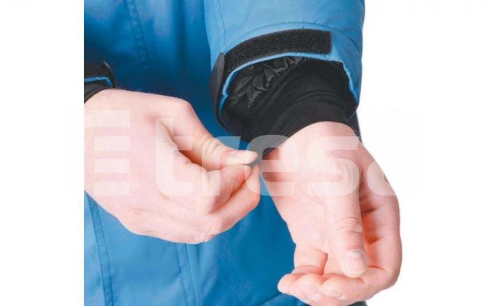 ALLYN, jacheta de iarna impermeabila 2 in 1, gluga integrata in guler 1