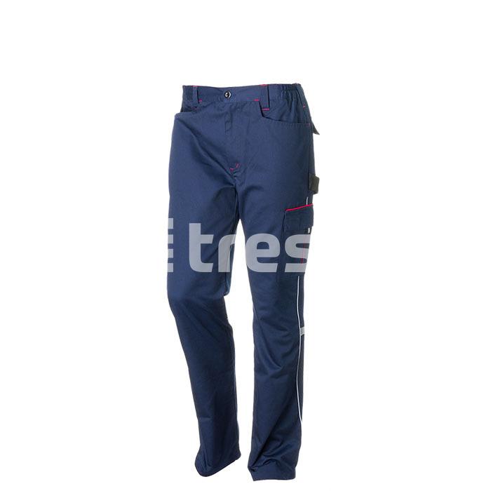 ANDURA, Pantalon standard din poliester si bumbac [1]