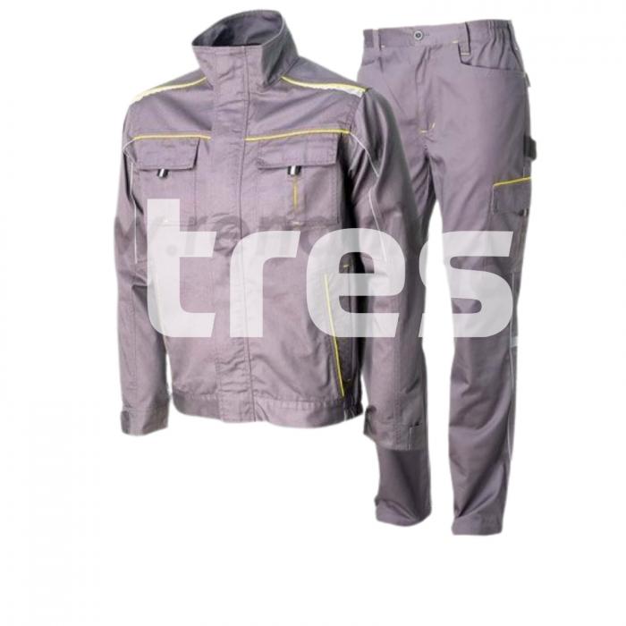 ANDURA PS, Costum cu jacheta + pantaloni standard din poliester si bumbac [1]