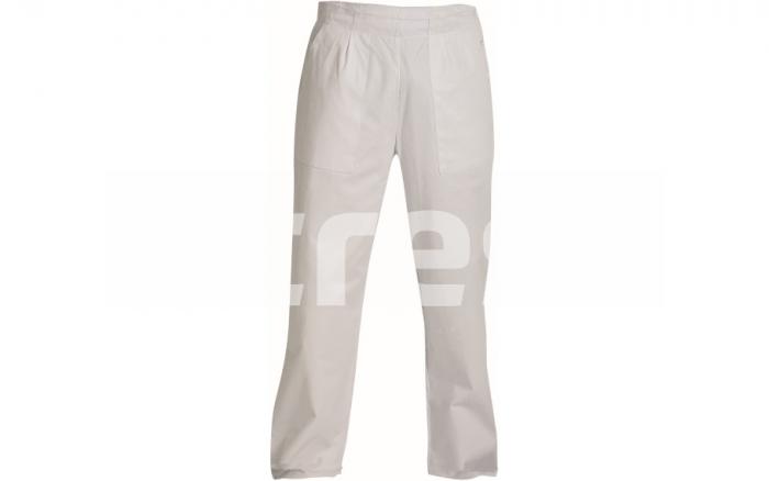 APUS MAN, pantaloni albi 0