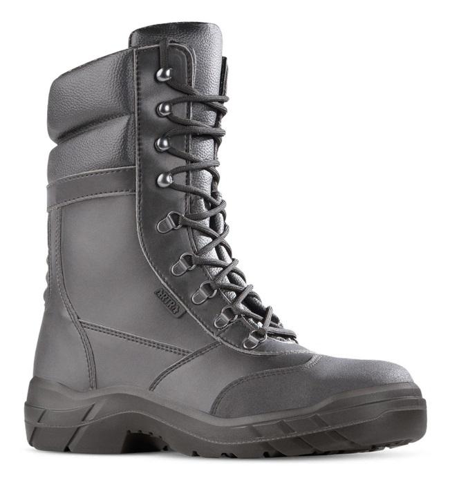 ARCADIA 964 6260 S3 SRC, Pantofi de protectie cu bombeu de otel, lamela antiperforatie si fete hidrofobizate, talpa SRC, marimea 36 0