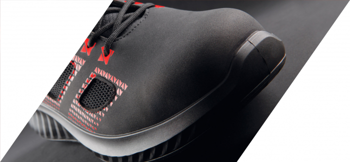 ARCASIO 732 613060 S1 P SRC ESD, Pantofi de protectie cu bombeu din otel, lamela antiperforatie, talpa SRC, protectie descarcari electrostatice ESD [1]