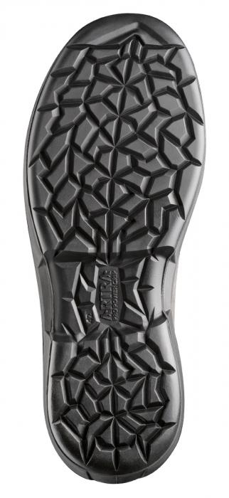 AREZZO 830 671460 S3 SRC, Pantofi de protectie cu bombeu compozit, lamela antiperforatie si fete hidrofobizate, talpa SRC [3]