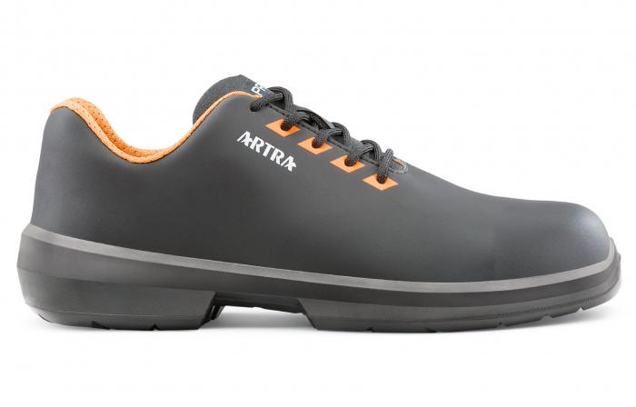 AREZZO  830 673560 S3 SRC, Pantofi de protectie cu bombeu compozit, lamela antiperforatie si fete hidrofobizate, talpa SRC [0]