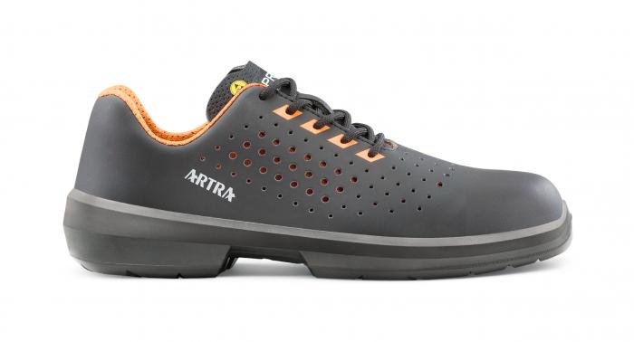 AREZZO 830 Air 673560 S1 SRC ESD, Pantofi de protectie cu bombeu compozit, talpa SRC, protectie descarcari electrostatice ESD [0]