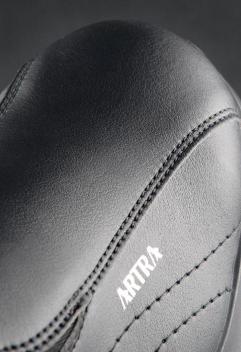 ARICA 6207 6660 S2 SRC, Pantofi de protectie cu bombeu din otel, talpa antistatica si absorbitor soc + fete hidrofobizate, talpa SRC [2]
