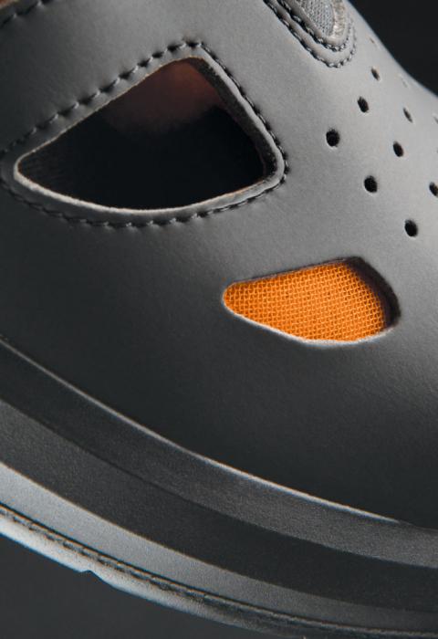 ARIO 801 673560 S1 SRC, Sandale de protectie cu bombeu compozit, talpa SRC [1]