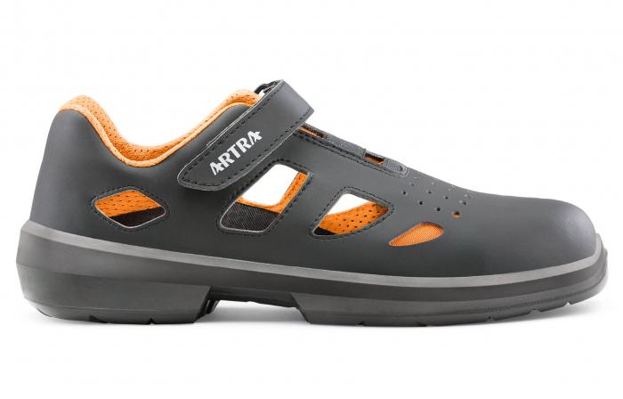 ARIO 801 673560 S1 SRC, Sandale de protectie cu bombeu compozit, talpa SRC [0]