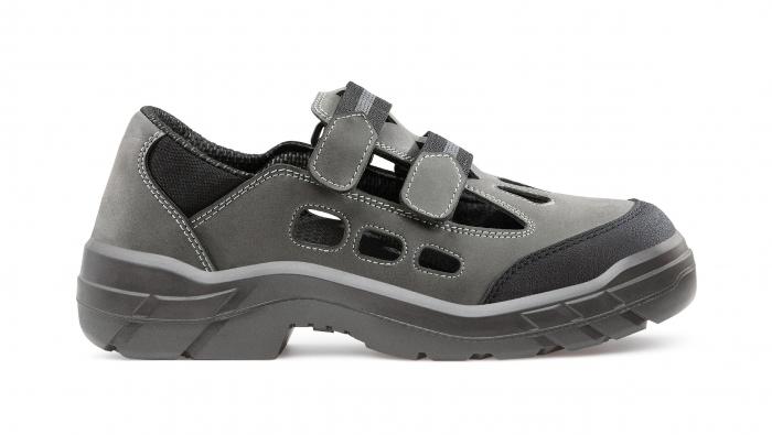 ARJUN 903 2560 S1 SRC, Sandale de protectie cu bombeu din otel, talpa SRC [0]