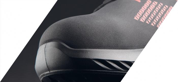 AROSIO 730 613060 S3 SRC ESD, Pantofi de protectie cu bombeu din otel, lamela antiperforatie, fete hidrofobizate, talpa SRC, protectie descarcari electrostatice ESD [2]
