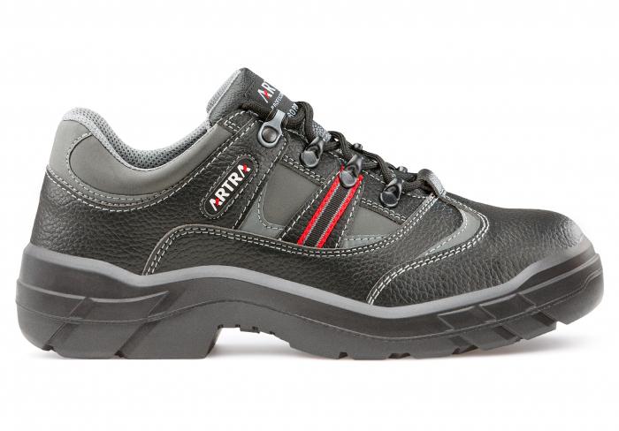 ARRAS 929 6060 S3 SRC, Pantofi de protectie cu bombeu din otel, lamela antiperforatie si fete hidrofobizate, talpa SRC [0]