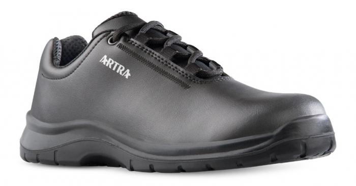 ARRIVA 9306 6660 O2 FO SRC, Pantofi de lucru O2, din microfibra hidrofobizata si fete hidrofobizate, talpa SRC si FO 0