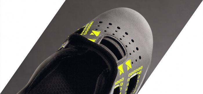ARSO 701 618060 S1 P SRC ESD, Sandale de protectie cu bombeu din otel si lamela antiperforatie, talpa SRC, protectie descarcari electrostatice ESD [5]