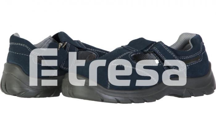 New Azure S1 SRC, Sandale De Protectie Cu Bombeu Compozit 0