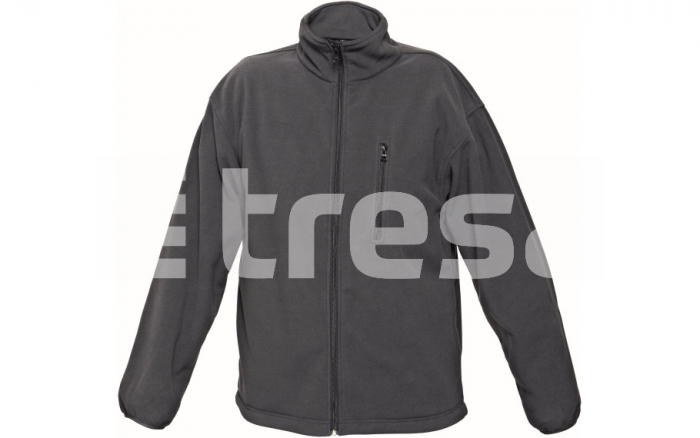 BE-02-004, jacheta casual din fleece 2