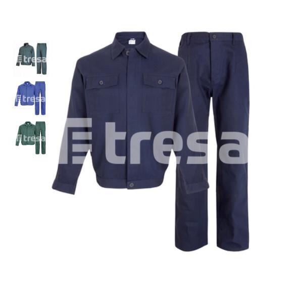 BENI, Costum salopeta standard din bumbac 0