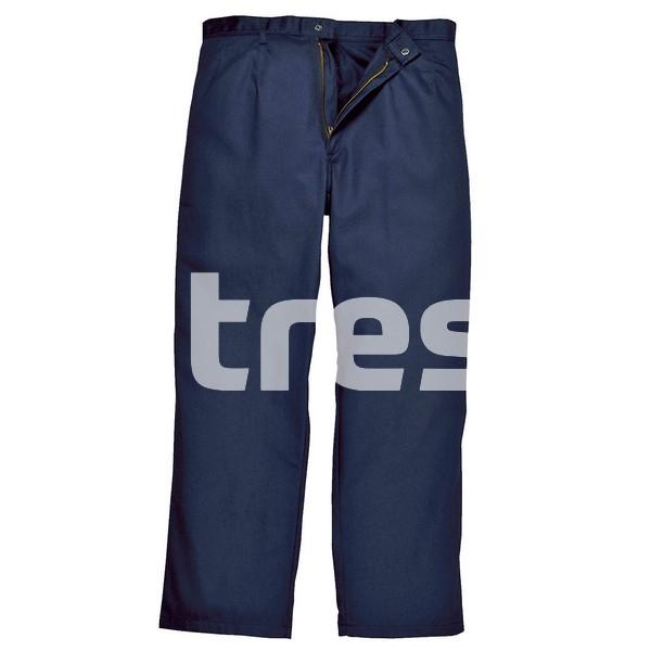 BIZWELD, Pantaloni de protectie pentru sudura din bumbac 0