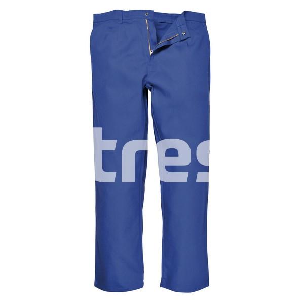 BIZWELD, Pantaloni de protectie pentru sudura din bumbac 3