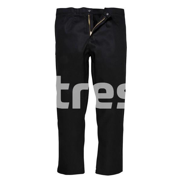 BIZWELD, Pantaloni de protectie pentru sudura din bumbac 1