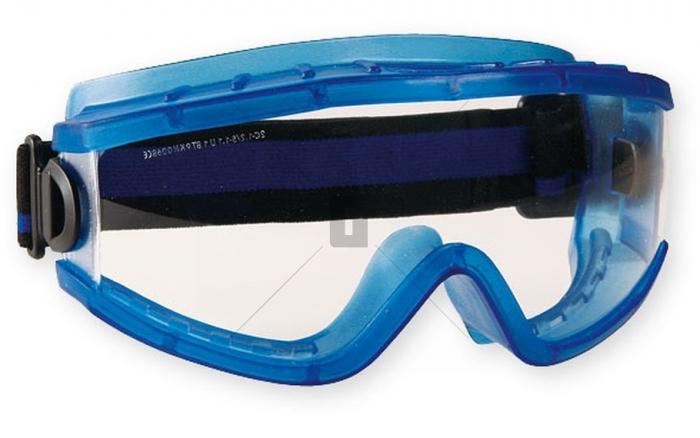 Blue Indirect, Ochelari De Protectie Cu Aerisire Indirecta 0