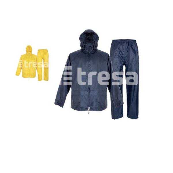 BONN, Costum de ploaie din poliester si PVC [2]