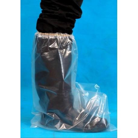Acoperitori cizme de unica folosinta din polietilena, 50 buc / pachet 0