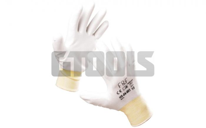 Bunting alb ECO, manusi de protectie 2