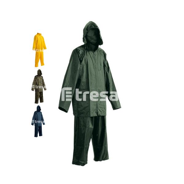 CARINA, costum de ploaie din poliester si PVC [0]