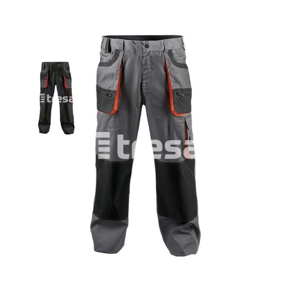 CARL DESMAN ECO BE-01-003, Pantaloni de lucru din bumbac si poliester 0