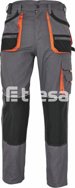 CARL DESMAN ECO BE-01-003, Pantaloni de lucru din bumbac si poliester [2]
