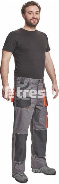 CARL DESMAN ECO BE-01-003, Pantaloni de lucru din bumbac si poliester [3]
