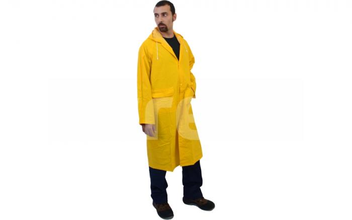 CETUS ECO, haina de ploaie cu gluga 1