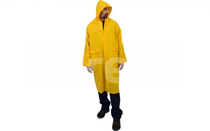 CETUS ECO, haina de ploaie cu gluga 3
