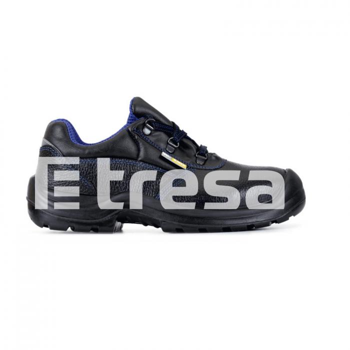 CINDREL S1P, Pantofi de protectie cu bombeu, lamela antiperforatie, talpa SRC [0]