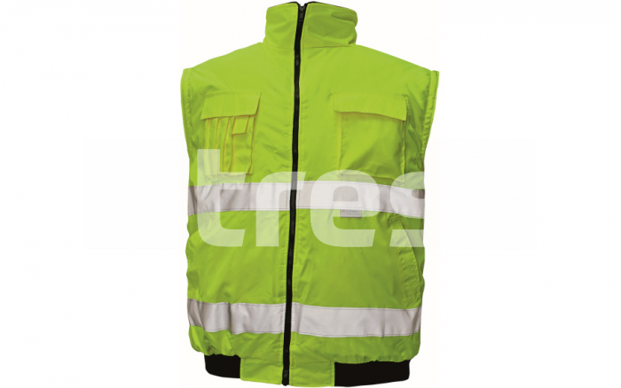 CLOVELLY, jacheta de iarna reflectorizanta, 2 in 1 4