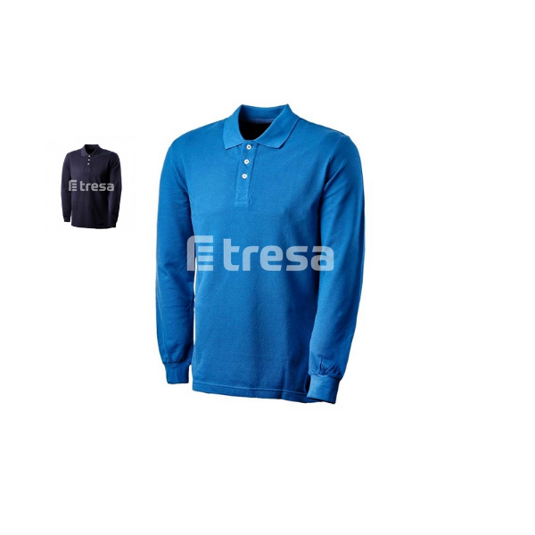 CONFORT LONG, Tricou Polo din bumbac 0