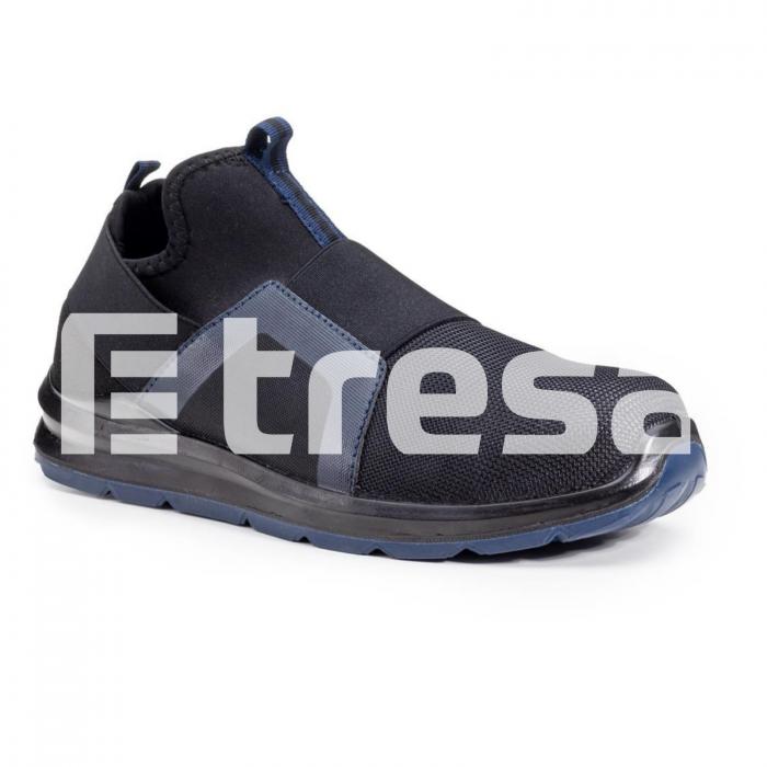 PARAIBA S1P, Pantofi de protectie cu bombeu compozit, lamela antiperforatie, talpa SRC [0]