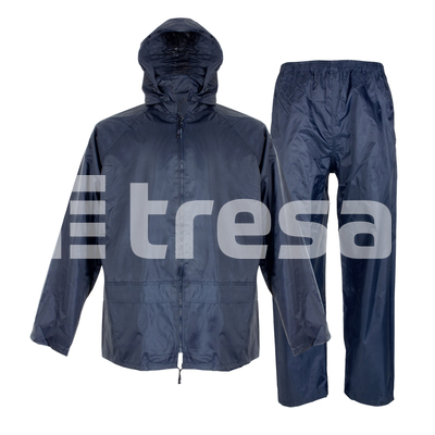BONN, Costum de ploaie din poliester si PVC 1