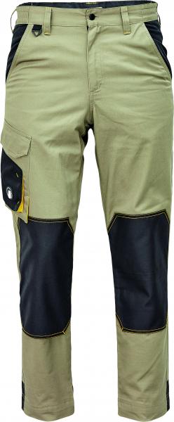 CREMORNE, Pantaloni de lucru din bumbac si poliester 14