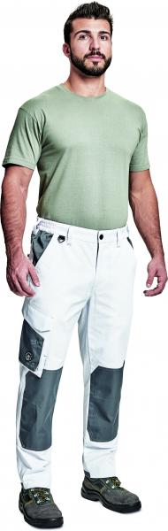 CREMORNE, Pantaloni de lucru din bumbac si poliester 9