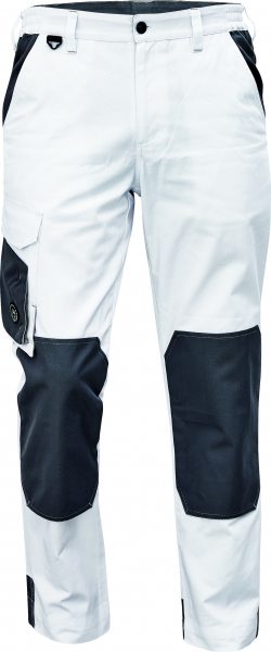 CREMORNE, Pantaloni de lucru din bumbac si poliester 11