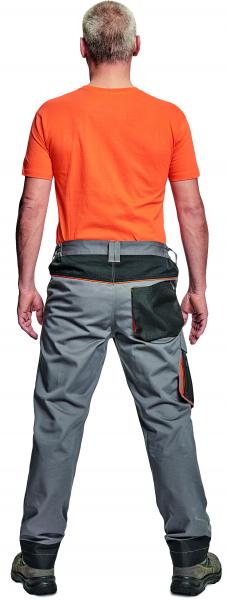 CREMORNE, Pantaloni de lucru din bumbac si poliester 1