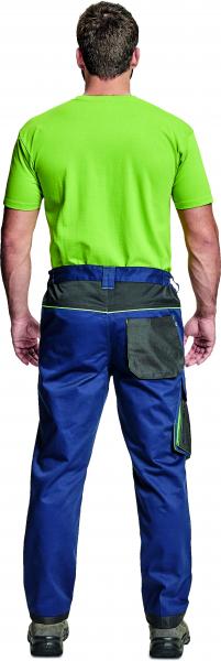 CREMORNE, Pantaloni de lucru din bumbac si poliester 5