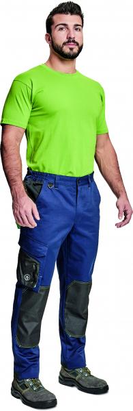 CREMORNE, Pantaloni de lucru din bumbac si poliester 3