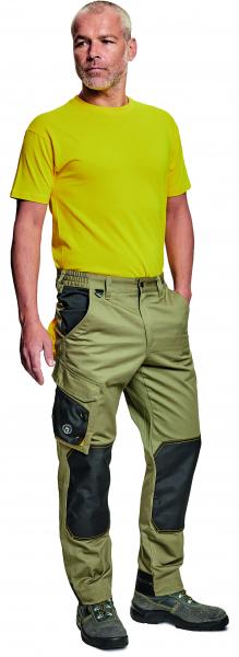 CREMORNE, Pantaloni de lucru din bumbac si poliester 12