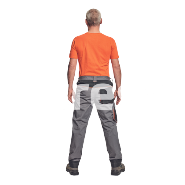 CREMORNE, Pantaloni de lucru din bumbac si poliester [1]