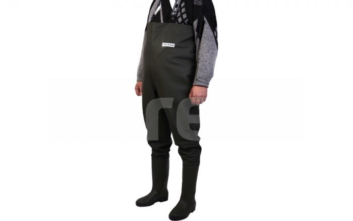 DANUBIO, Cizme-pantaloni din PVC 1