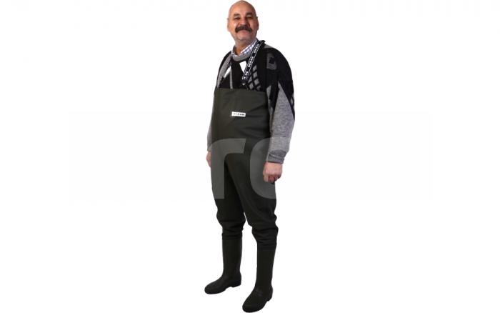 DANUBIO, Cizme-pantaloni din PVC 0